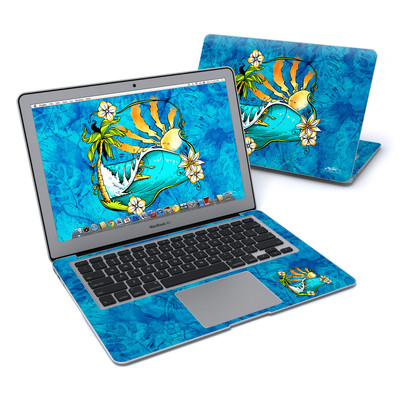 MacBook Air 13in Skin - Island Playground