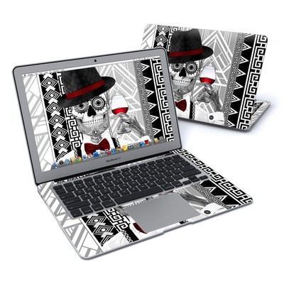 MacBook Air 13in Skin - Mr JD Vanderbone
