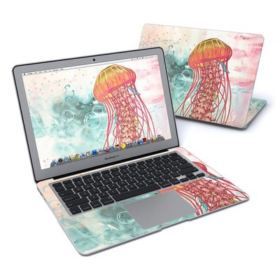 MacBook Air 13in Skin - Jellyfish
