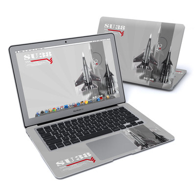 MacBook Air 13in Skin - Jet Fighter