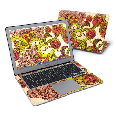 MacBook Air 13in Skin - Jill