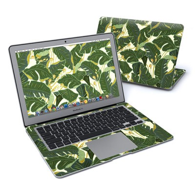 MacBook Air 13in Skin - Jungle Polka