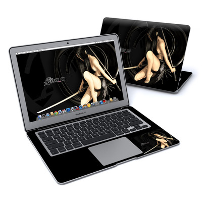MacBook Air 13in Skin - Josei 2 Dark