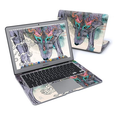 MacBook Air 13in Skin - Journeying Spirit