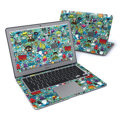 MacBook Air 13in Skin - Jewel Thief