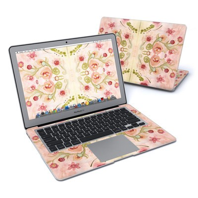 MacBook Air 13in Skin - Kali Floral