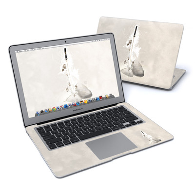 MacBook Air 13in Skin - Katana Gold