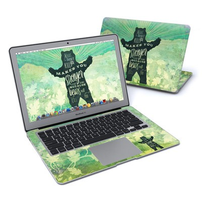 MacBook Air 13in Skin - What Doesnt Kill You