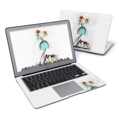 MacBook Air 13in Skin - A Kiss for Dot