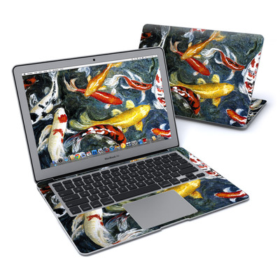 MacBook Air 13in Skin - Koi's Happiness