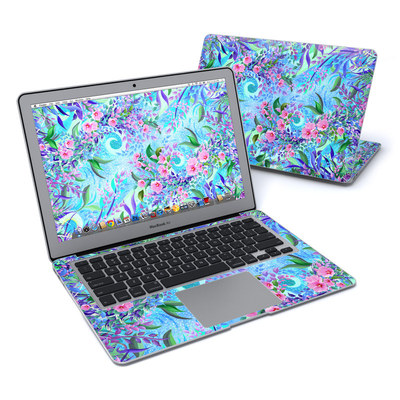 MacBook Air 13in Skin - Lavender Flowers