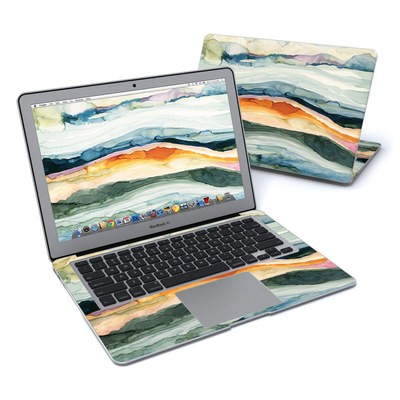 MacBook Air 13in Skin - Layered Earth