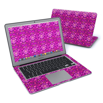 MacBook Air 13in Skin - Layla