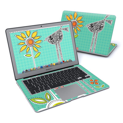 MacBook Air 13in Skin - Little Chicken