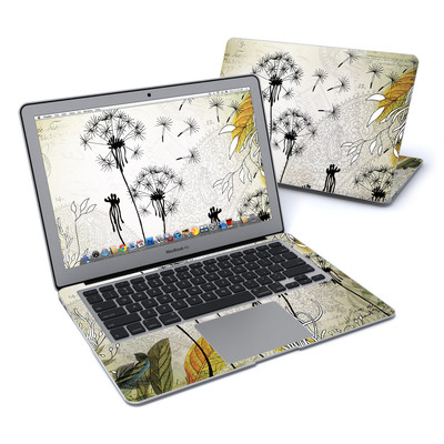 MacBook Air 13in Skin - Little Dandelion