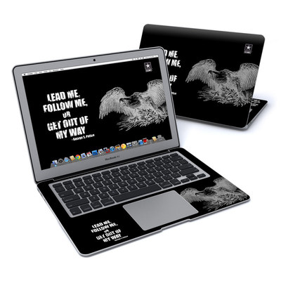 MacBook Air 13in Skin - Lead Me