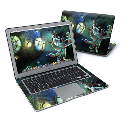 MacBook Air 13in Skin - 20000 Leagues