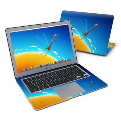 MacBook Air 13in Skin - Learn to Fly
