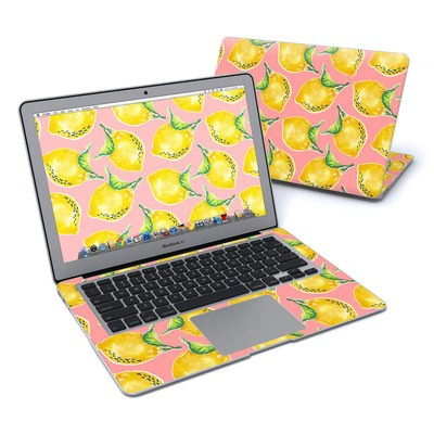 MacBook Air 13in Skin - Lemon