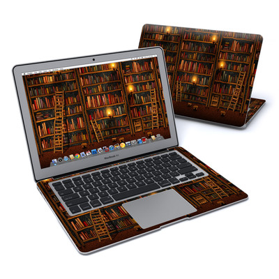 MacBook Air 13in Skin - Library