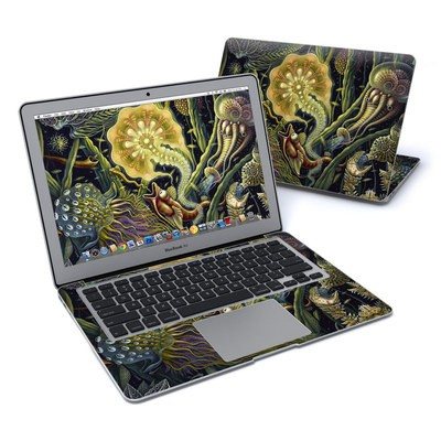 MacBook Air 13in Skin - Light Creatures