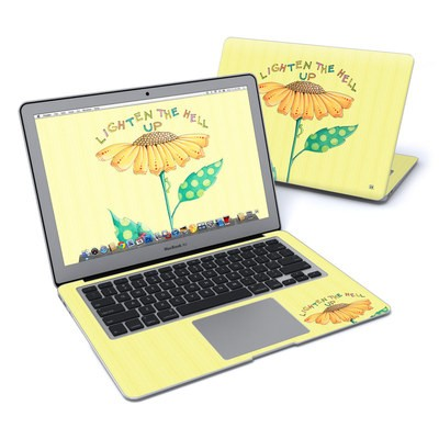 MacBook Air 13in Skin - Lighten Up