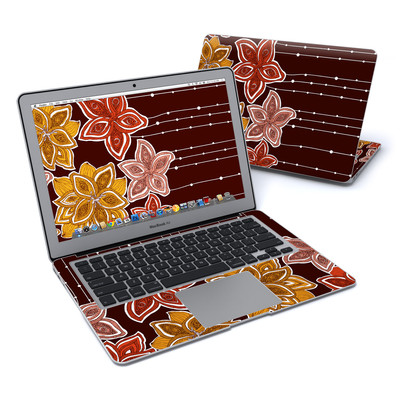 MacBook Air 13in Skin - Lila