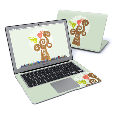 MacBook Air 13in Skin - Two Little Birds