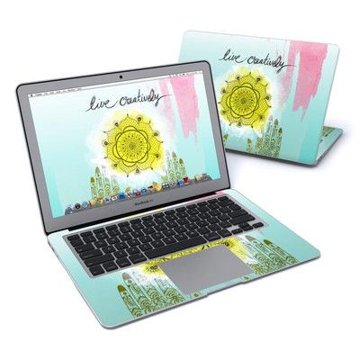 MacBook Air 13in Skin - Live Creative