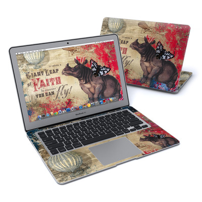 MacBook Air 13in Skin - Leap Of Faith