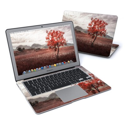 MacBook Air 13in Skin - Lofoten Tree