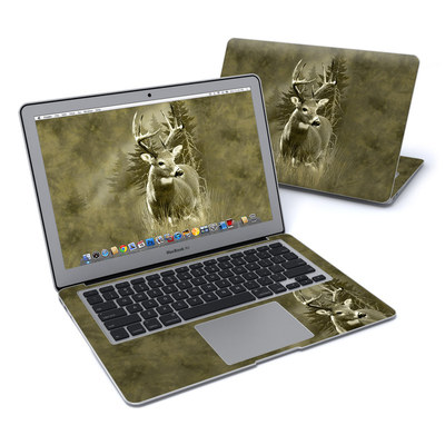 MacBook Air 13in Skin - Lone Buck