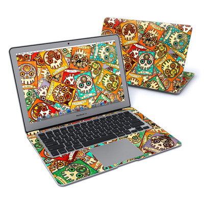 MacBook Air 13in Skin - Loteria Scatter