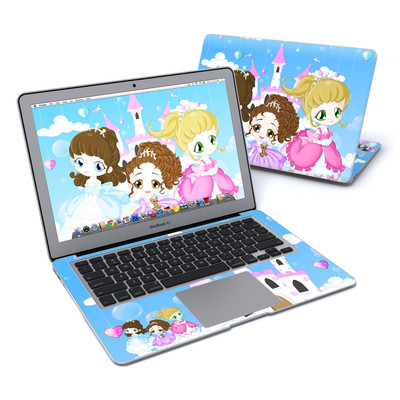 MacBook Air 13in Skin - Little Princesses