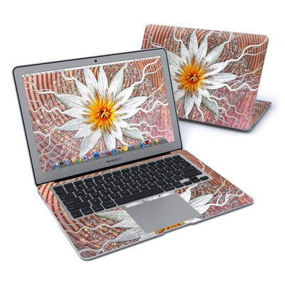 MacBook Air 13in Skin - Lotus Illuminato