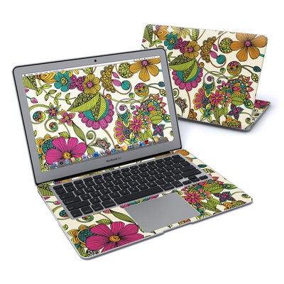 MacBook Air 13in Skin - Maia Flowers