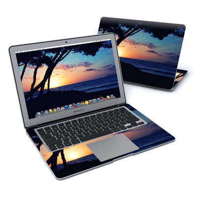 MacBook Air 13in Skin - Mallorca Sunrise