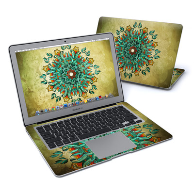 MacBook Air 13in Skin - Mandela