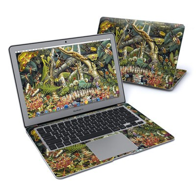 MacBook Air 13in Skin - Mantis Mundi