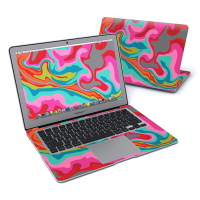 MacBook Air 13in Skin - Marble Bright