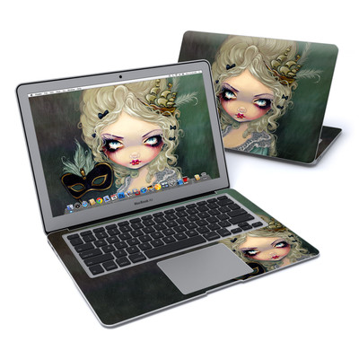 MacBook Air 13in Skin - Marie Masquerade