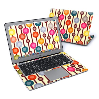 MacBook Air 13in Skin - Mocha Chocca