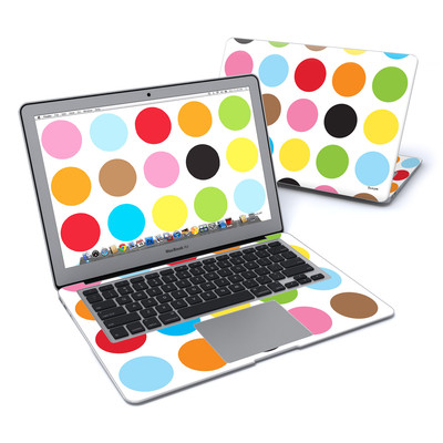 MacBook Air 13in Skin - Multidot
