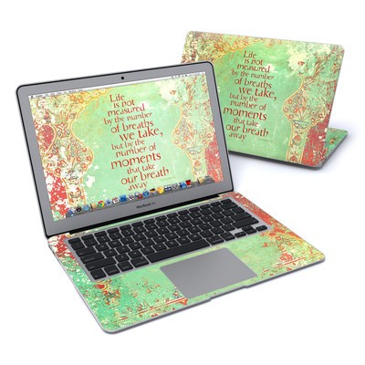 MacBook Air 13in Skin - Measured