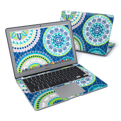 MacBook Air 13in Skin - Medallions