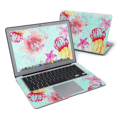 MacBook Air 13in Skin - Meduzas