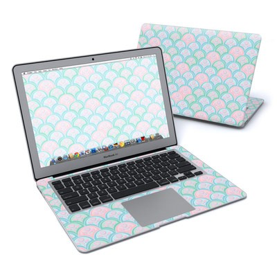 MacBook Air 13in Skin - Mermaid Gem