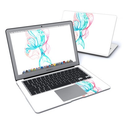 MacBook Air 13in Skin - Mermaid Tails