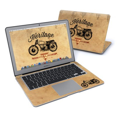 MacBook Air 13in Skin - MotoGP Heritage