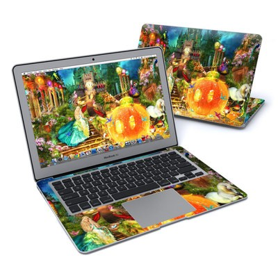 MacBook Air 13in Skin - Midnight Fairytale